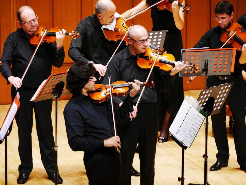 ザニョーニの至極のフルート演奏